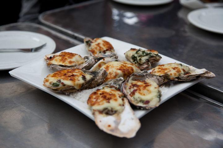 Huîtres au goûter © Quentin Gaudillière