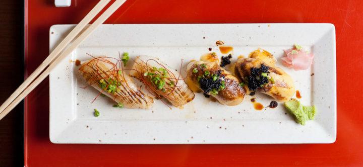 Sushi chez Inagiku © Quentin Gaudillière