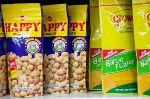Cacahuètes à l'ail © Quentin Gaudillière