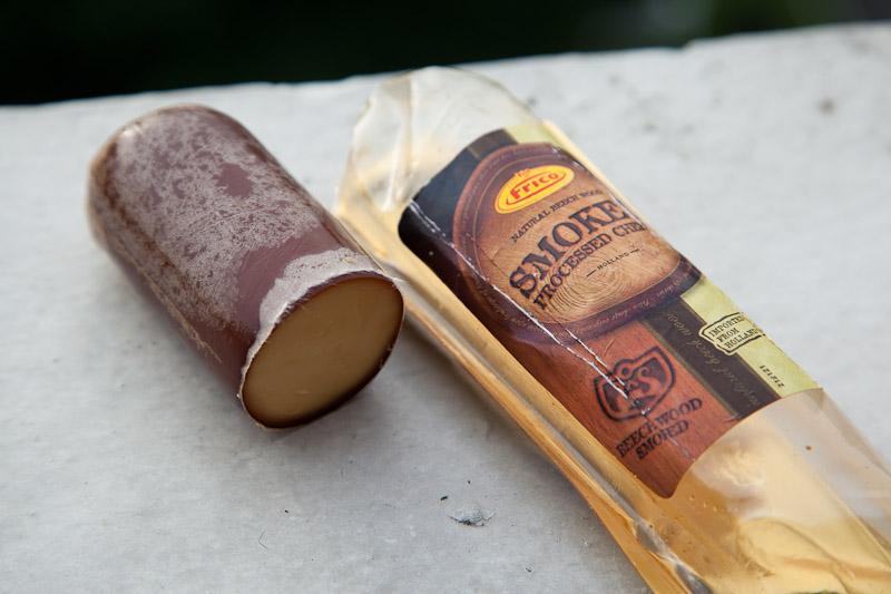 Fromage fumé hollandais © Quentin Gaudillière