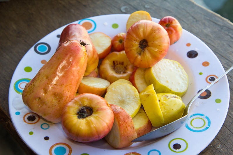 Pommes de cajou au sel