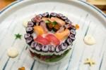 Sushi à étages © Camille Oger