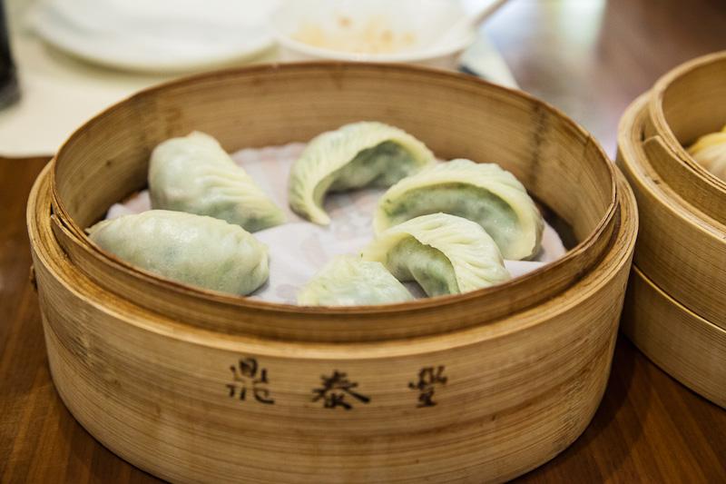 Xiaolongbao végétariens © Quentin Gaudillière