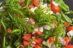 Salade de fougères © Camille Oger