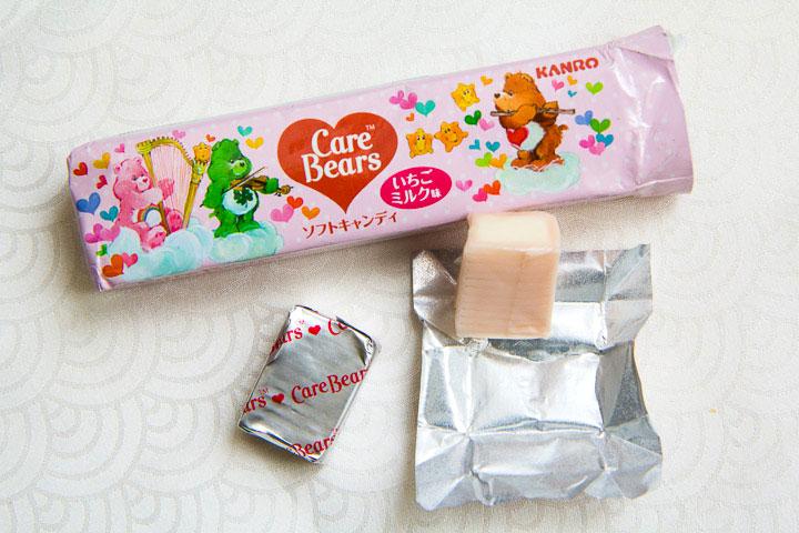 Bonbons Bisounours © Camille Oger