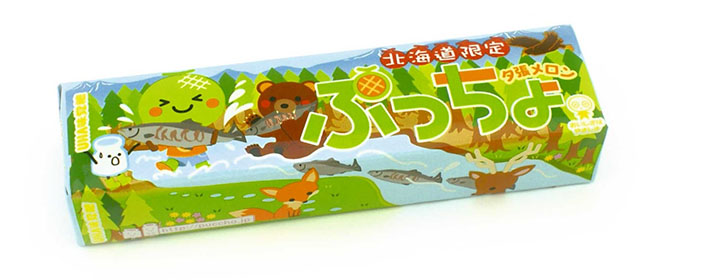 Puccho Hokkaido © Candy Observer