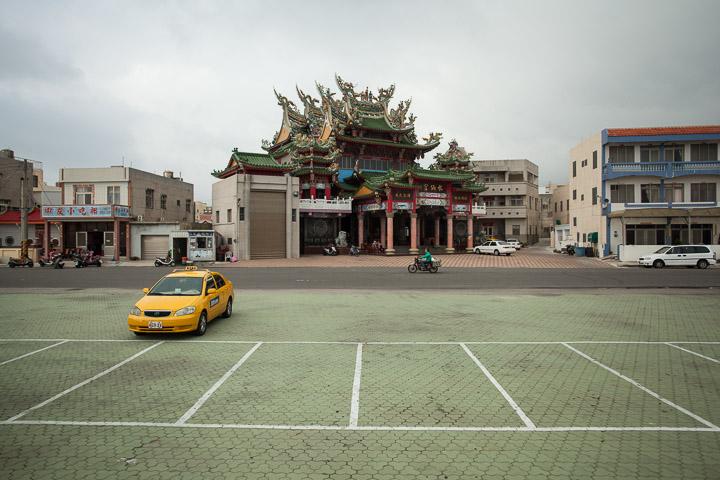 Le fameux temple de Shili © Quentin Gaudillière