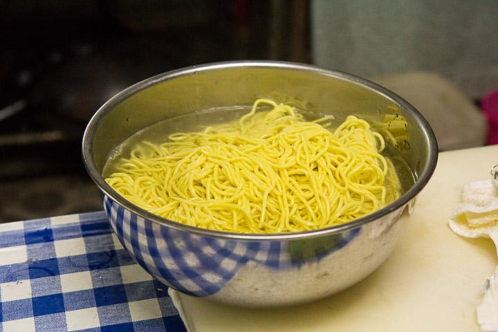 Soba d'Okinawa, 100% blé dur © Camille Oger
