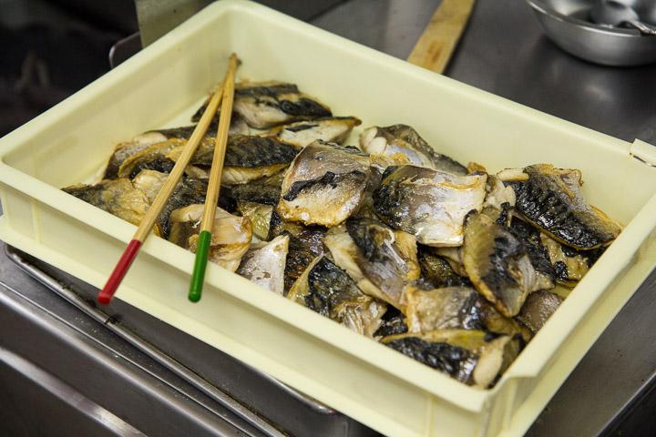 Maquereau pour l'option poisson © Camille Oger