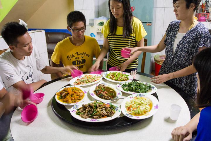 Cuisine taïwanaise, cuisine ethnique ? © Camille Oger