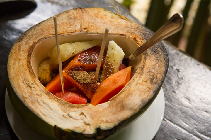 La noix de coco, l'exotisme fait fruit © Camille Oger