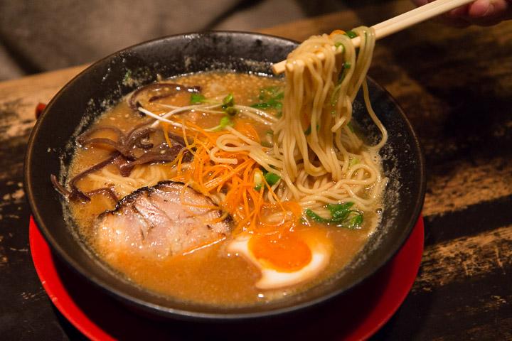 Recettes ramen porc - Recette soupe japonaise ...