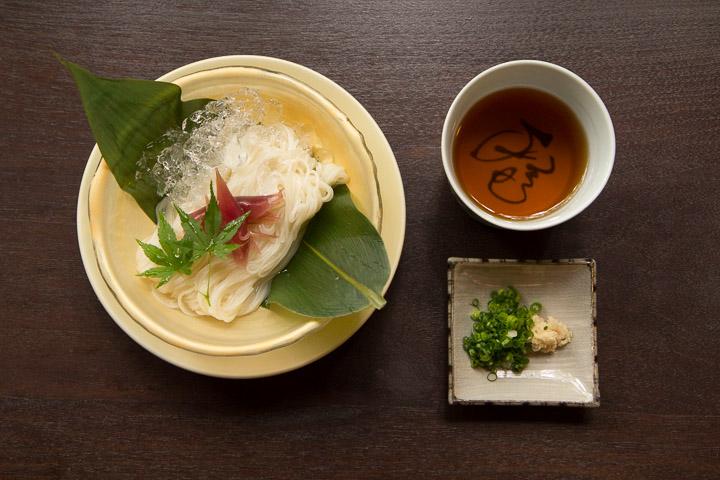 L'art de la présentation à la japonaise, difficile de lutter © Camille Oger