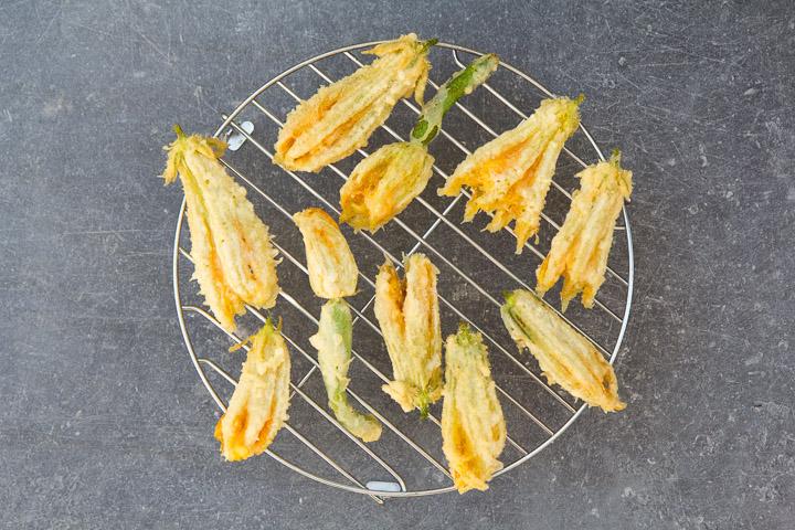 Pâte à tempura à l'oeuf, plus épaisse © Camille Oger