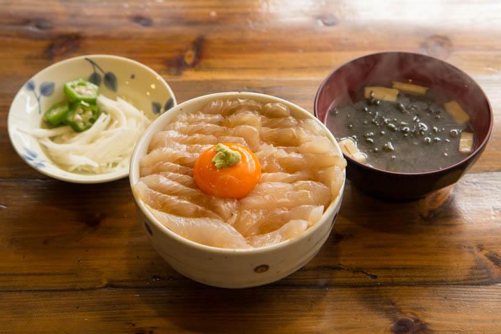 Menu à 1000 yens © Camille Oger