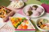 Le repas de Hinamatsuri © Camille Oger